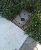 San Clemente, CA - Check water pressure