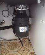 Pasadena, CA - Install new garbage disposal.
