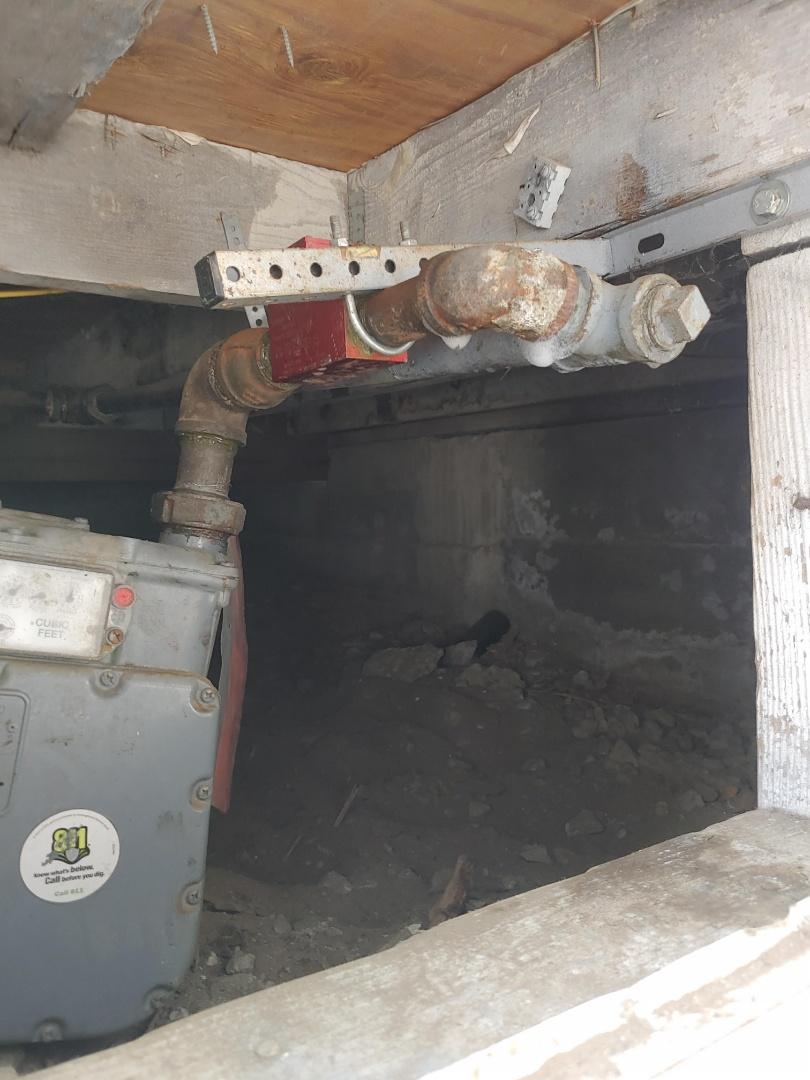 Torrance, CA - Gas Line Repair and Pressure Testing