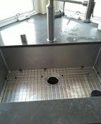 Irvine, CA - Snaked kitchen drain