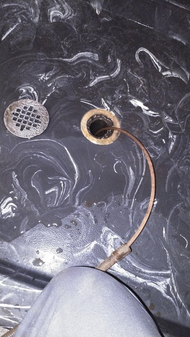 Covina, CA - Cleared shower stoppage