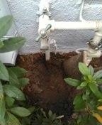 San Dimas, CA - Main water service