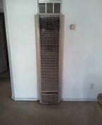 Inspect wall heater