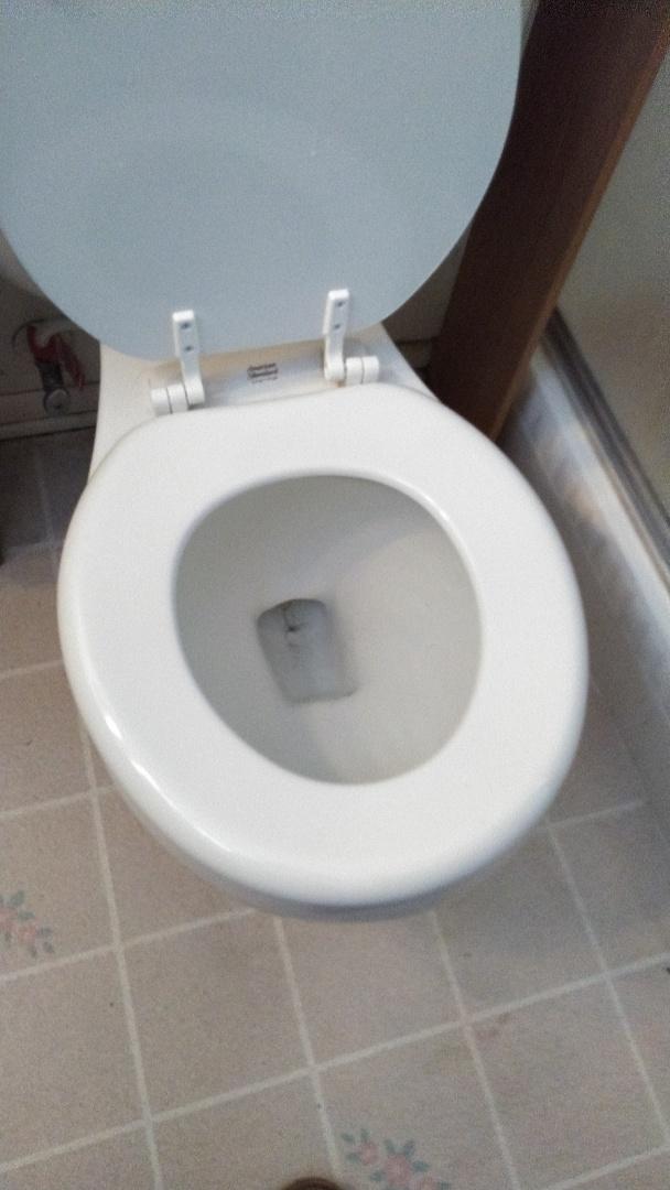 San Gabriel, CA - Toilet stoppage