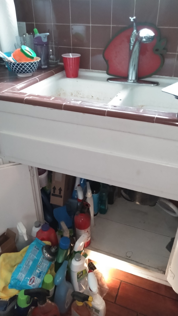 Ucy drain for the kitchen