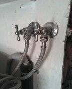 Montebello, CA - Installed laundry bibbs