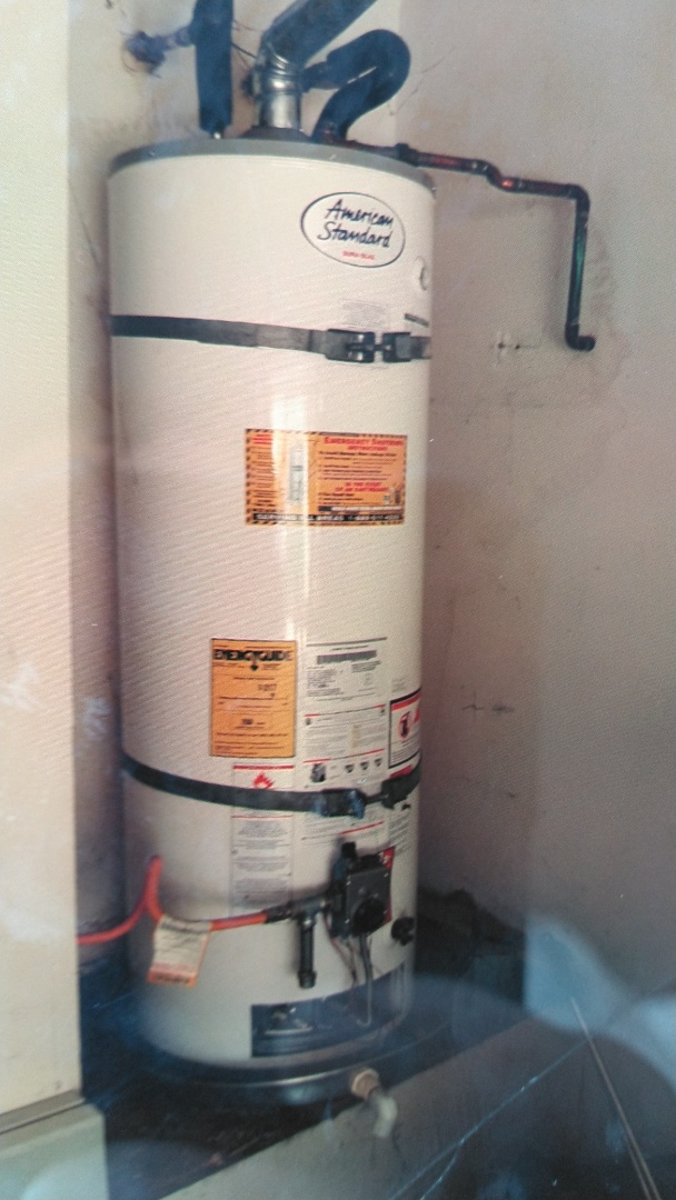 Estimate for new 50 gallon water heater or new tankless unit