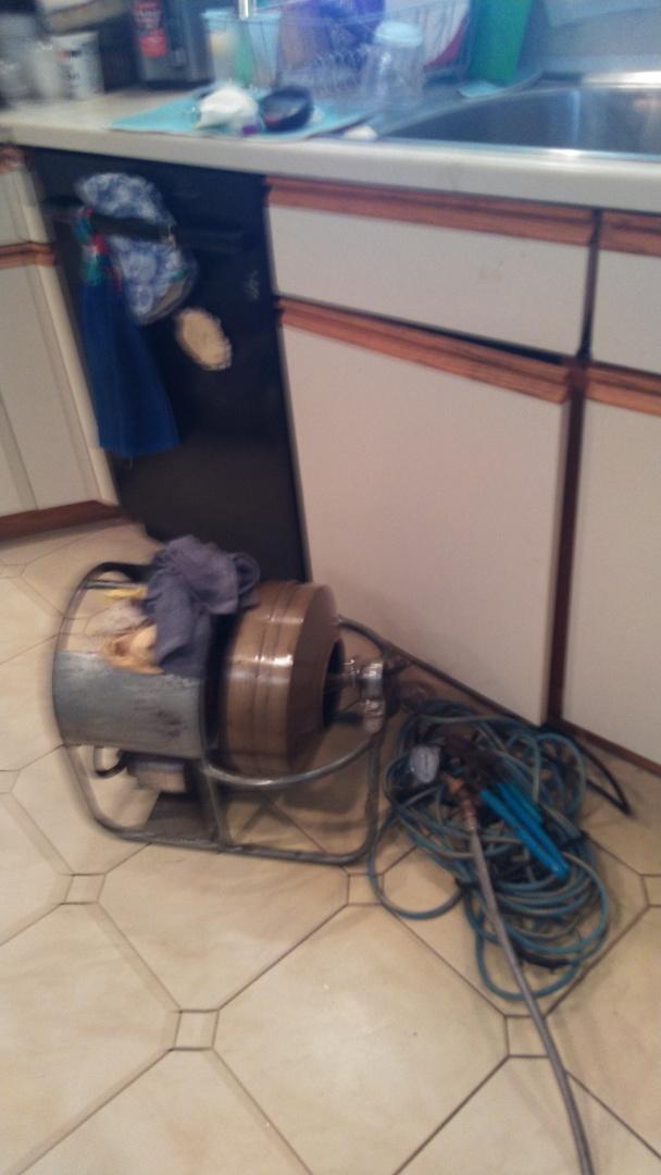 Plumbing repairs and hydro jetting