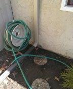 San Juan Capistrano, CA - Snaked kitchen drain