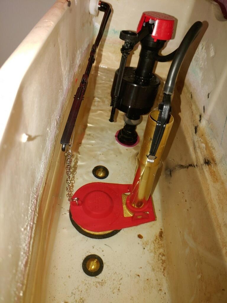 Huntington Park, CA - Toilet Repair