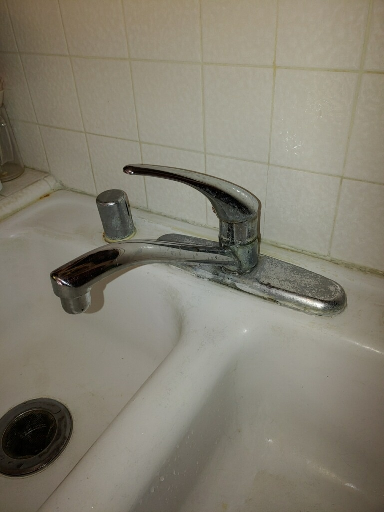 Downey, CA - Faucet Installation