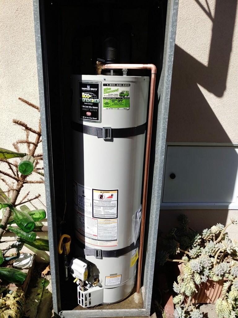 Hawthorne, CA - Water Heater Installation