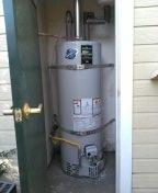 Pasadena, CA - Install a brand new water heater.