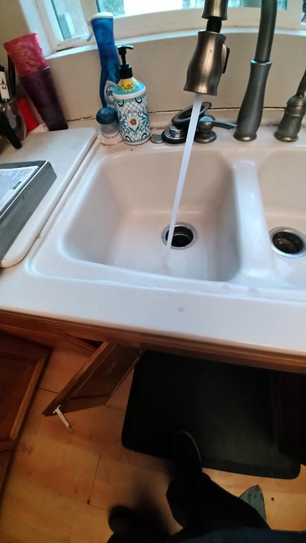 Fullerton, CA - Kitchen stoppage