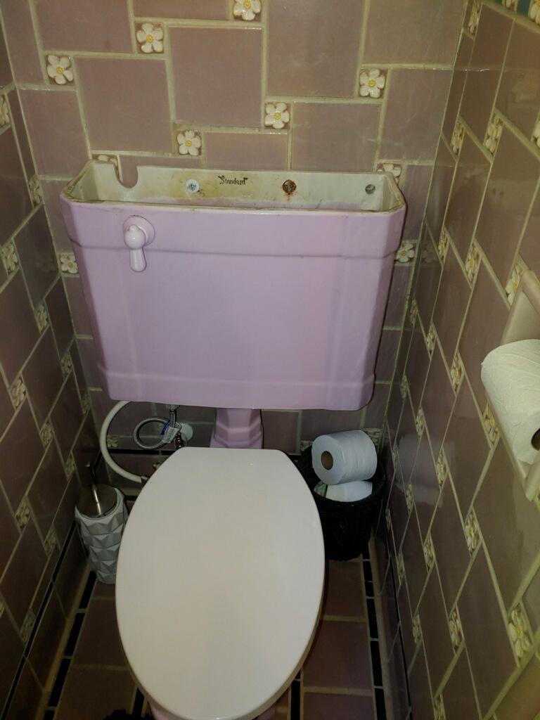 Long Beach, CA - Toilet Repair
