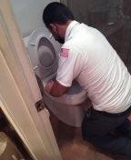 San Juan Capistrano, CA - Toilet install