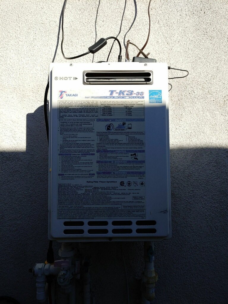 Carson, CA - Tankless Water Heater Repair