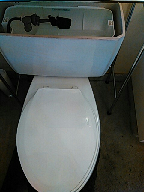 Encino, CA - toilet repair