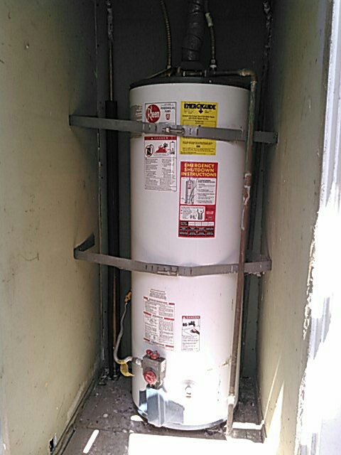 Rolling Hills Estates, CA - Water heater call