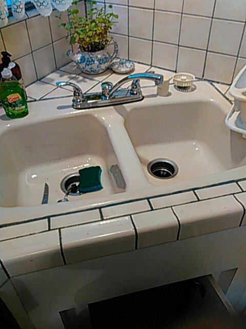 South El Monte, CA - Kitchen faucet install