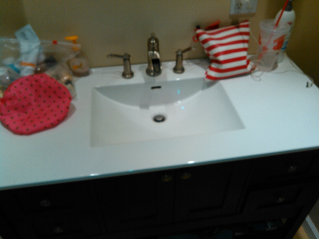 Van Nuys, CA - Replace lav sink drain to to the main.