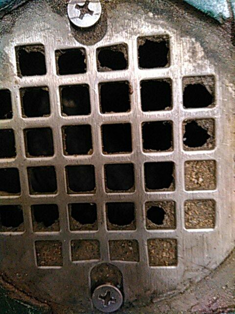 Pomona, CA - Cable floor drain