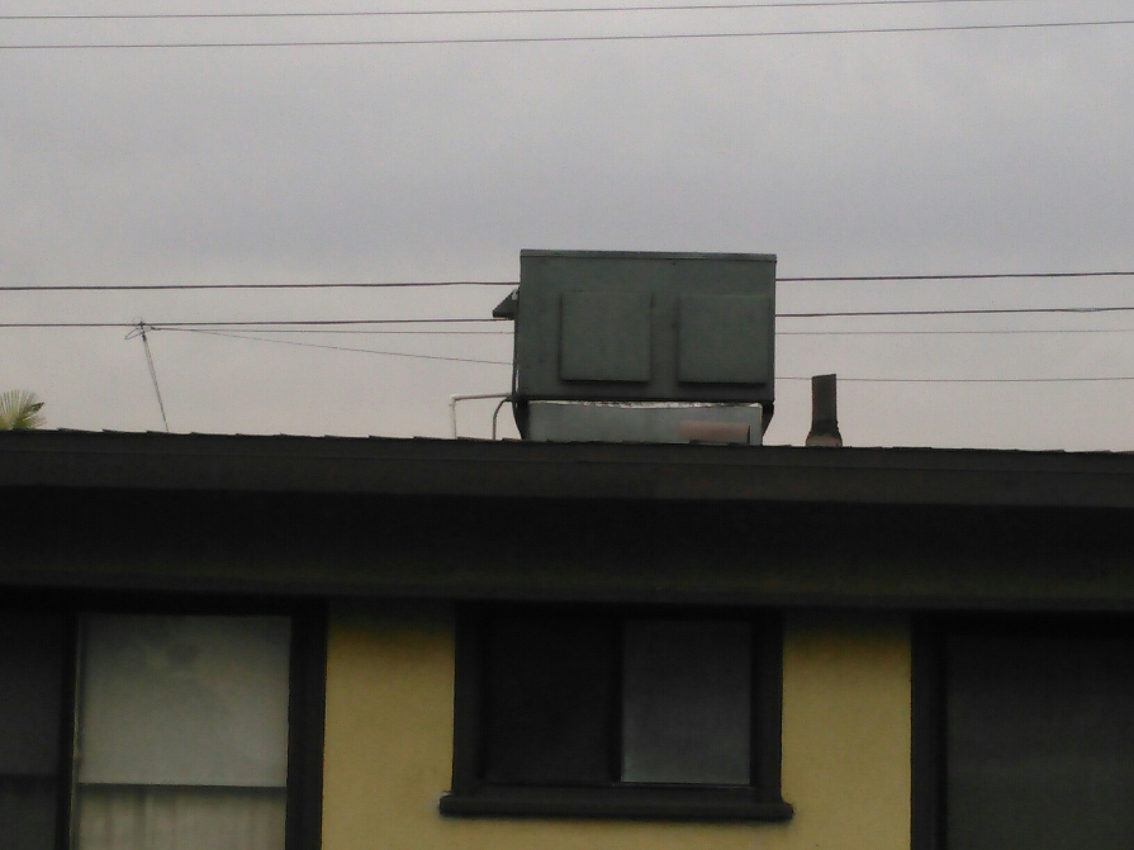 Azusa, CA - Heating A/C package unit repair rooftop