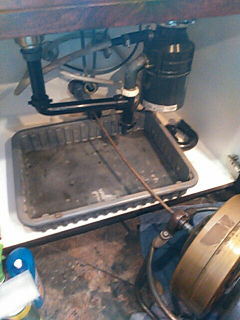 Walnut, CA - Kitchen sink stoppage