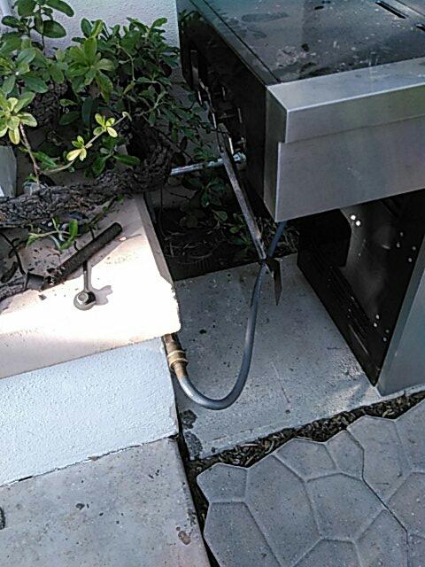 Tustin, CA - Gas line repair