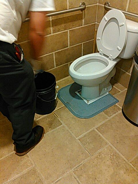 Costa Mesa, CA - Toilet stoppage