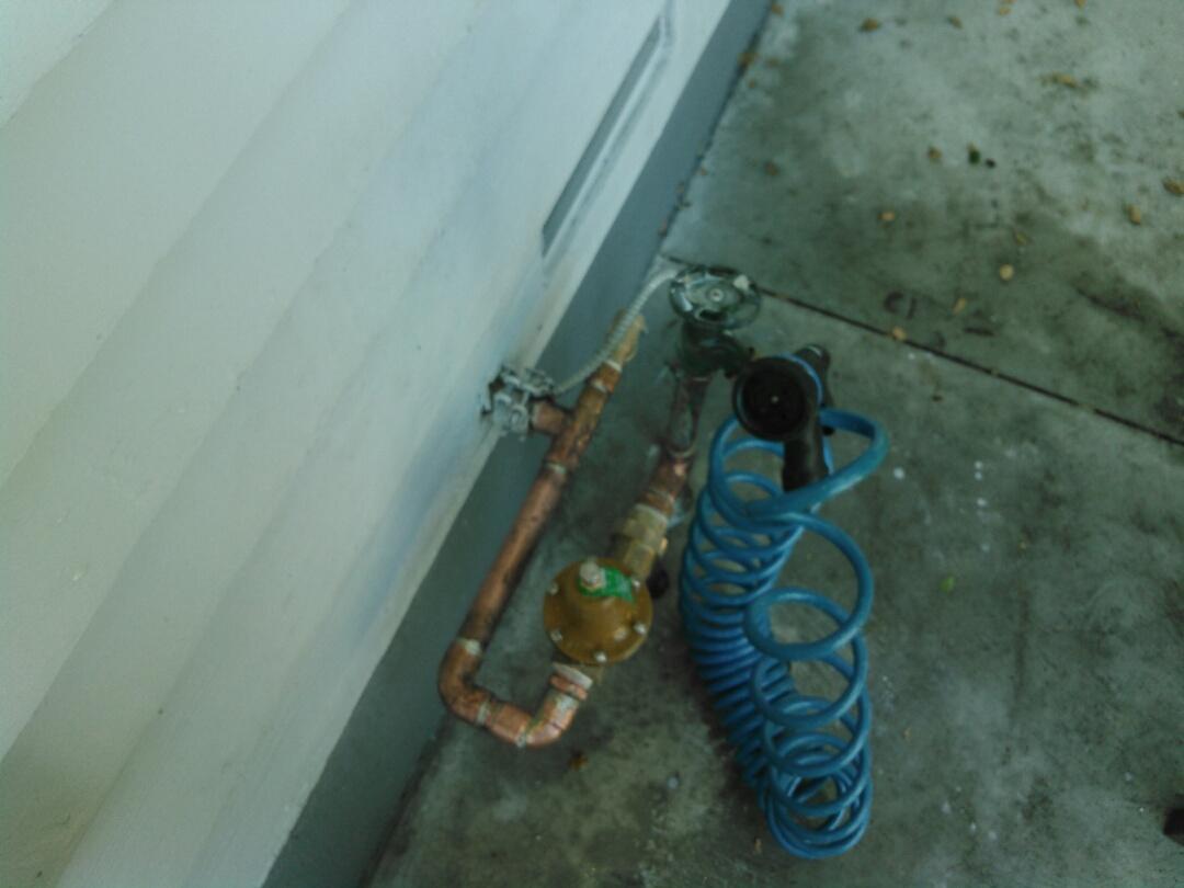 Glendale, CA - Floor Furnace repair.