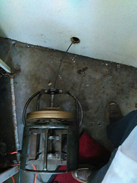 Montclair, CA - Washing machine stoppage
