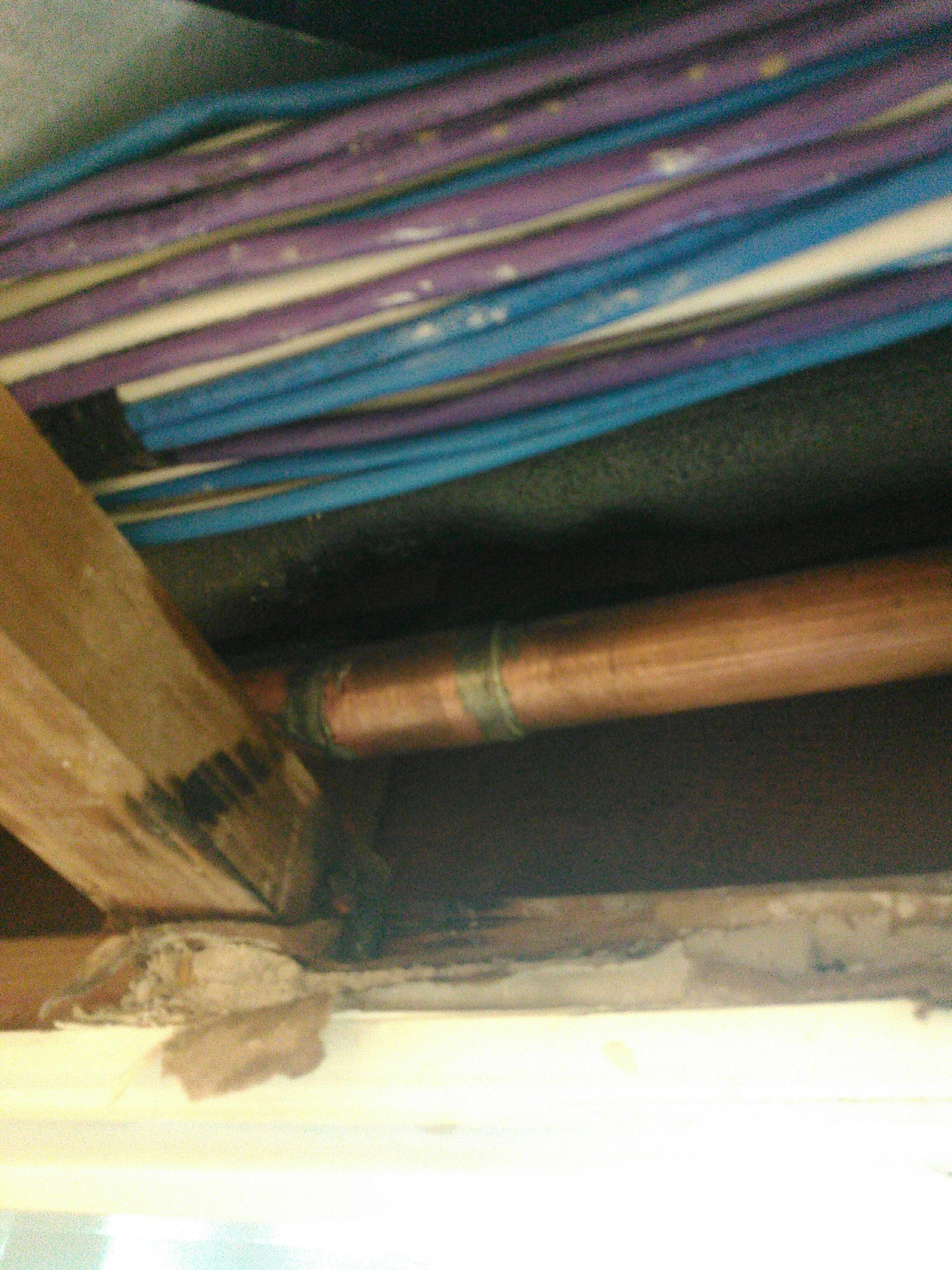 Diamond Bar, CA - Water leak