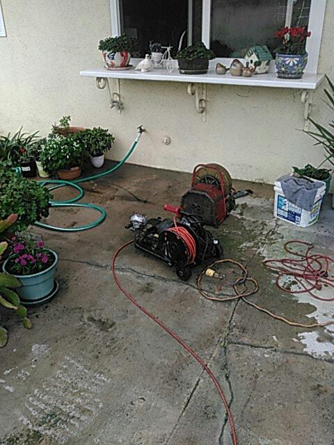 Fountain Valley, CA - kitchen hidrogjeter