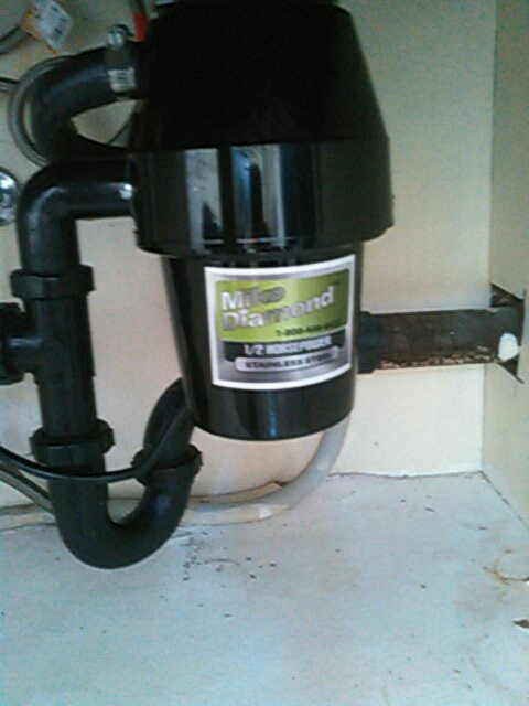 Simi Valley, CA - Garbage disposal replacement