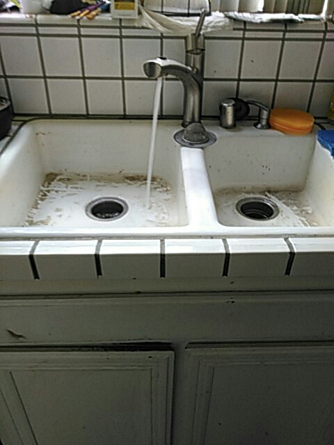 Westminster, CA - Kitchen stoppage