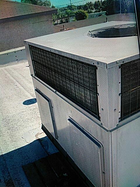 South Gate, CA - Rooftop repair