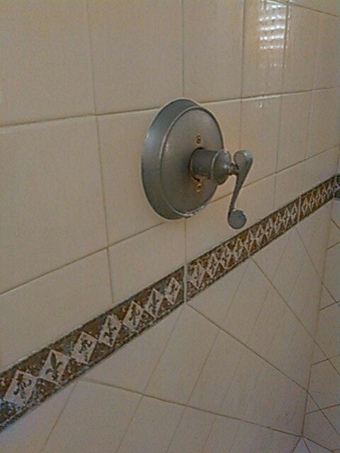Laguna Hills, CA - Shower valve repair