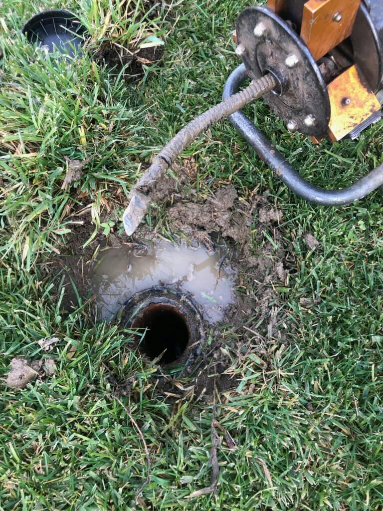 El Monte, CA - Main sewer