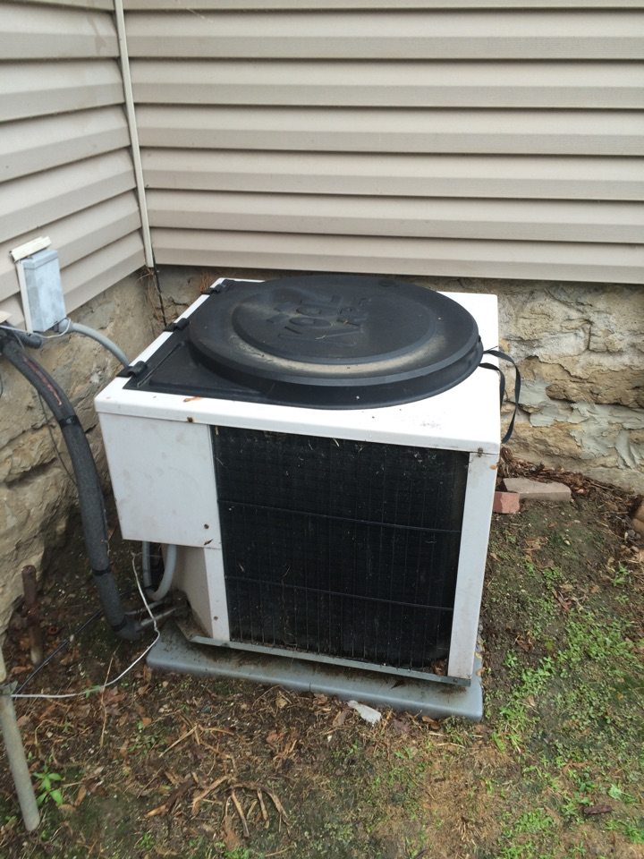 Beaver Dam, WI - No cooling. Preformed repair on air conditioner.