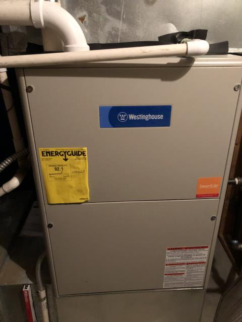 Cincinnati, OH - I ran full furnace tune-up advised client blower capacitor reading low 14/15 recommended replacing.
