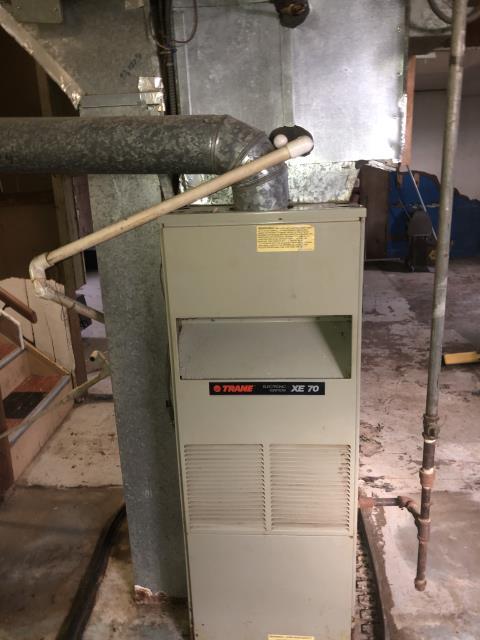 "Lebanon, OH - I installed a Five Star 96% 60,000 BTU Gas Furnace 3.5T 17"" to replace a Trane gas furnace."