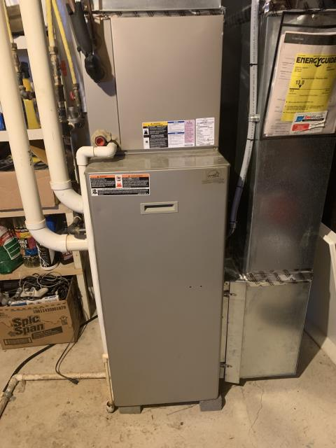 Lebanon, OH - I reset the 2008 Bryant furnace and it ran for a few minutes and shut off and threw an over limit circuit fault. I found the main limit open. I replaced filter and adjusted gas pressure. I found no further issues and furnace is operational at time of departure.