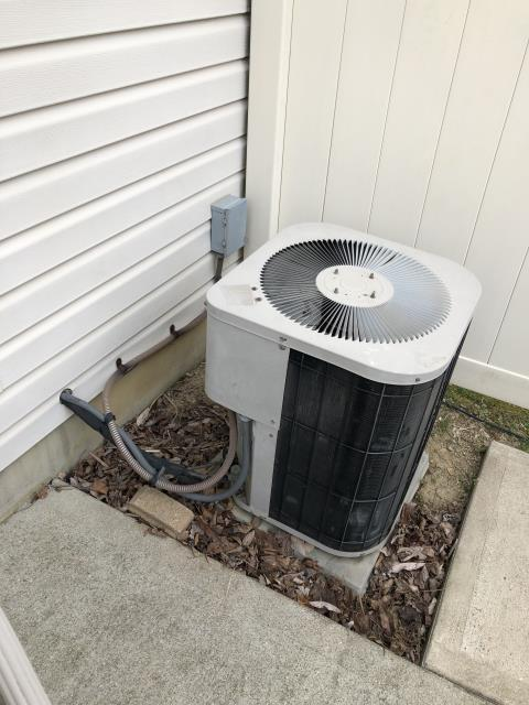 Lebanon, OH - I completed an estimate on a Carrier 13 SEER 3 Ton Air Conditioner.