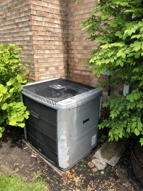 Springboro, OH - I performed a tune up and safety check on a Bryant gas furnace and a Coleman air conditioner.  I found no issues with the furnace but the air conditioner was low on refrigerant.  The customer declined any repairs at this time.