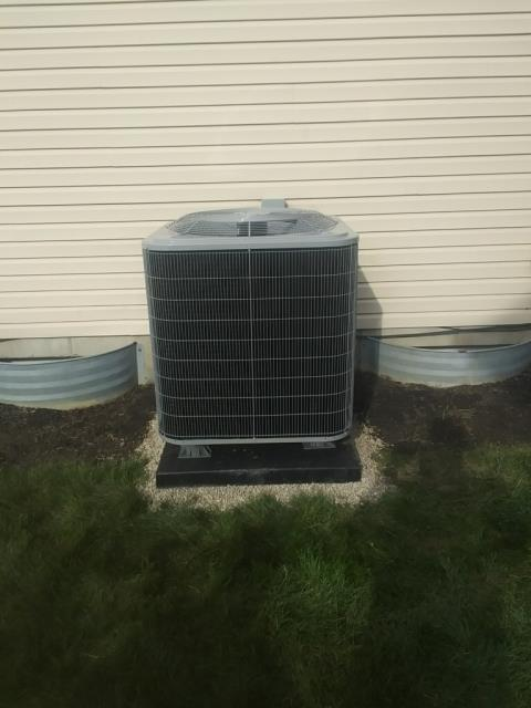 Mason, OH - I went to the customer's home to inspect the installation of a Five Star 96% Two-Stage 100,000 BTU Gas Furnace, and a Five Star 16 SEER 4 Ton Air Conditioner.  Both systems were fully operational upon departure.