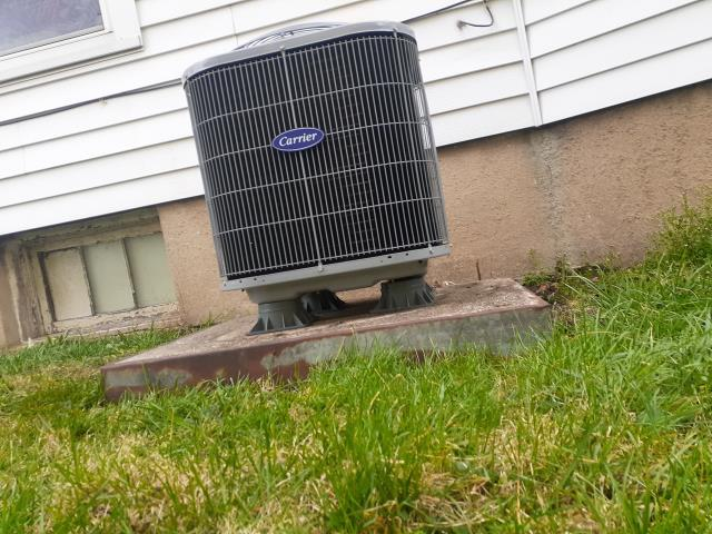 Middletown, OH - I returned to the customer's home to set the pressures and add the necessary refrigerant to a Five Star 13 SEER 2 Ton Air Conditioner.