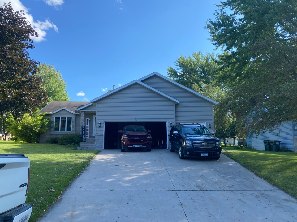 Sartell, MN - Storm damage roof and siding inspection