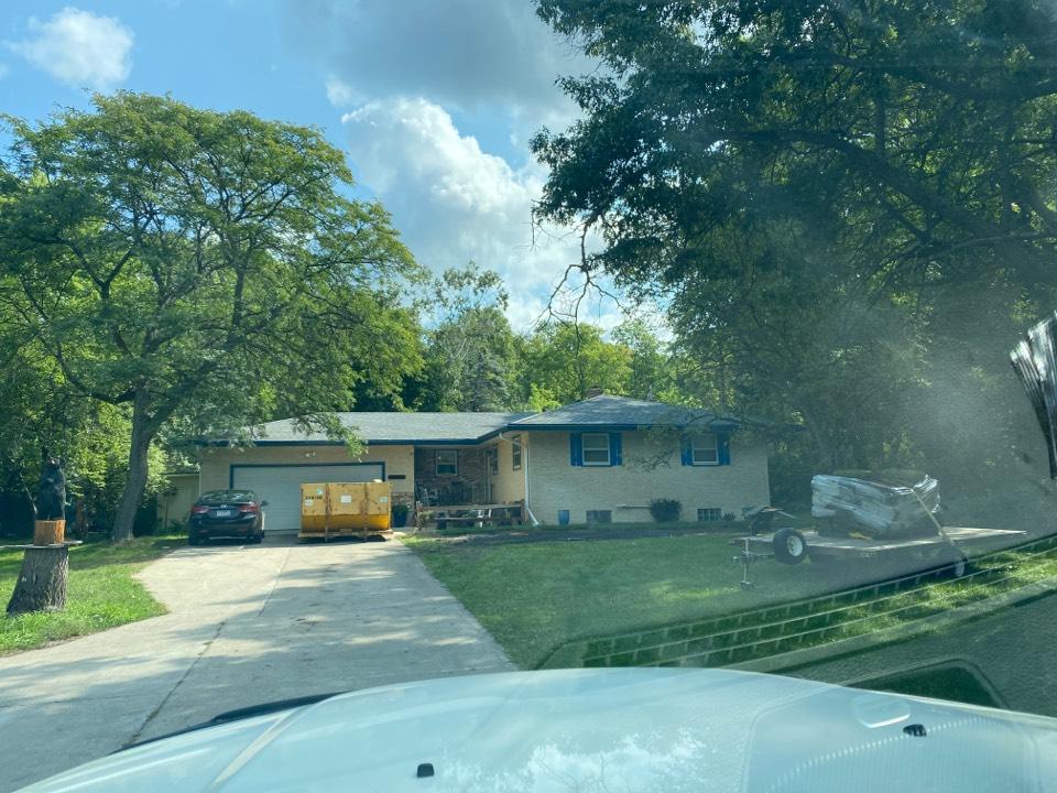 Oak Grove, MN - Tear off and re-roof on Oak Grove property