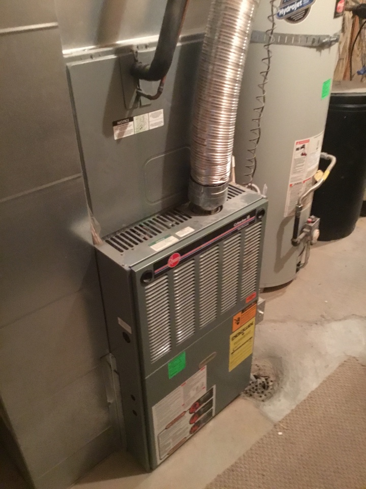Salem, UT - Rheem furnace tuneup